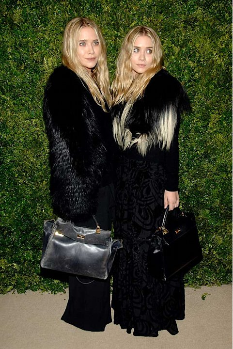Olsen Mary Kate Ashley CFDA Vogue Fund