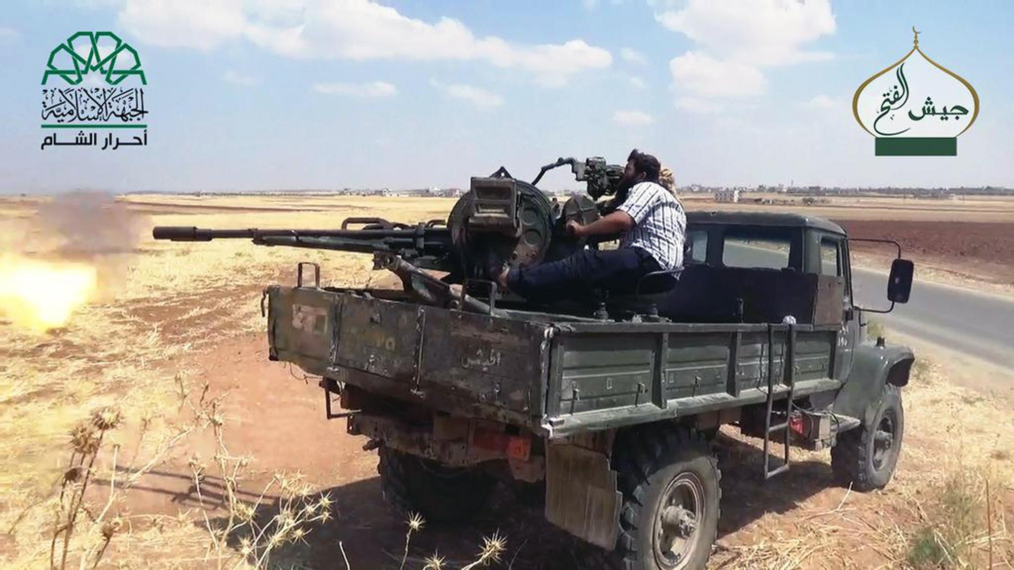 Syrian militant group recasts itself as moderate option