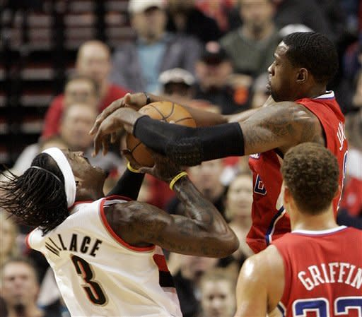 Trail Blazers hold off Clippers, 105-97