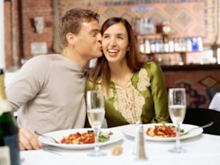 Couples who annoy their friends with constant P.D.A, may be doing more damage to themselves. (ThinkStock Photos)