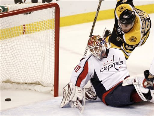 Troy Brouwer lifts Capitals past Bruins