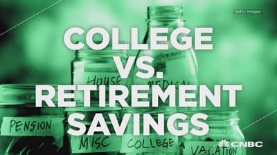 Save for college without hurting your retirement