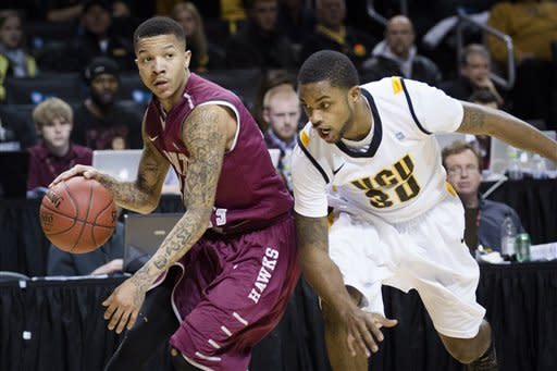 VCU beats Saint Joseph's 82-79 in A-10 quarters