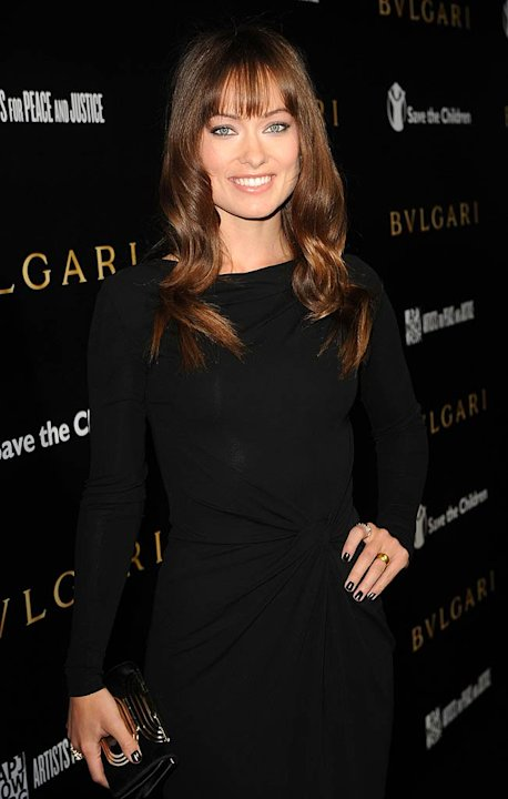 Olivia Wilde Bulgari Evnt