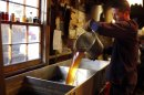 Canadian quotas sweeten profits for U.S. maple syrup farmers