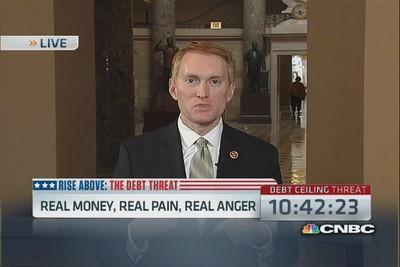 Pushing to restart processes in Congress: Rep. Lankford
