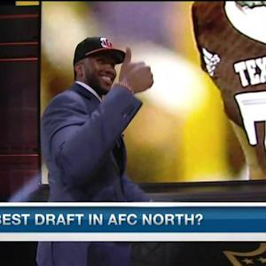 Best draft in the AFC North?