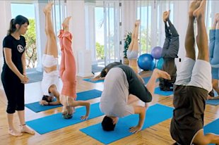 Yoga, which is considered a healthy activity, can actually be very dangerous.