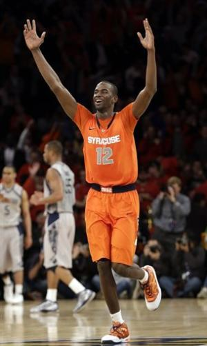 Syracuse to face Louisville in Big East finale