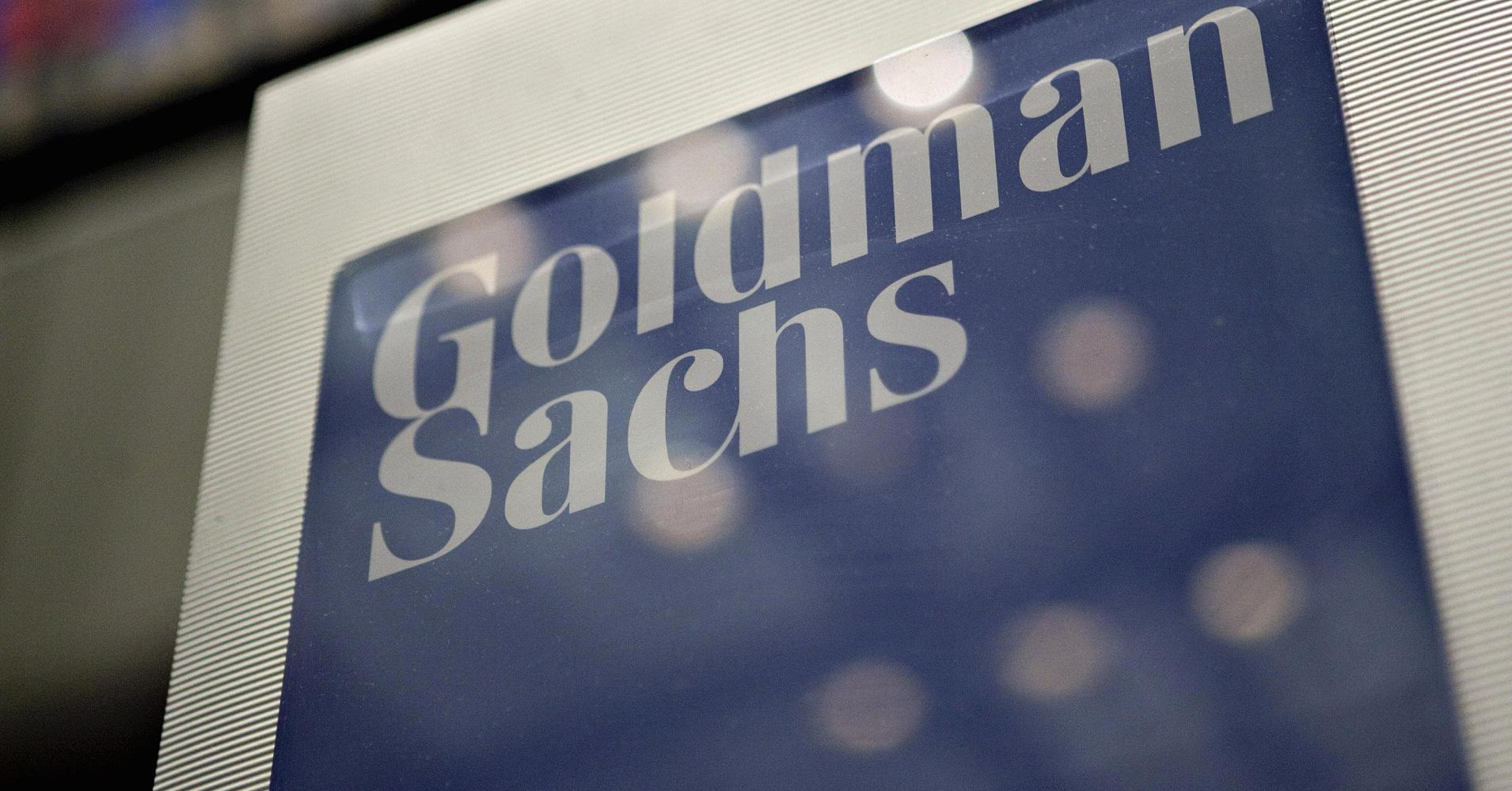 Goldman Sachs sees oil rally fading