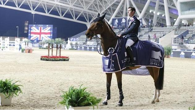 Equestrian - Brash jumps into number one spot