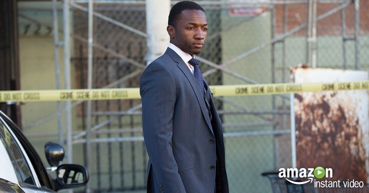 From The Wire to Bosch: Jamie Hector's New Role