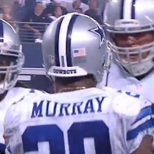 Are the Dallas Cowboys relying too heavily on running back DeMarco Murray?