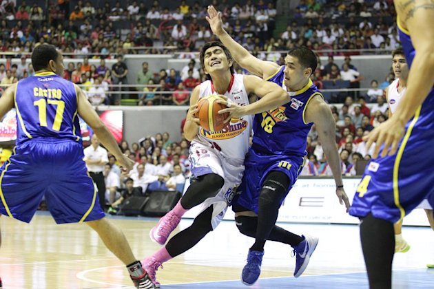 Ryan Arana, Rain or Shine Elasto Painters