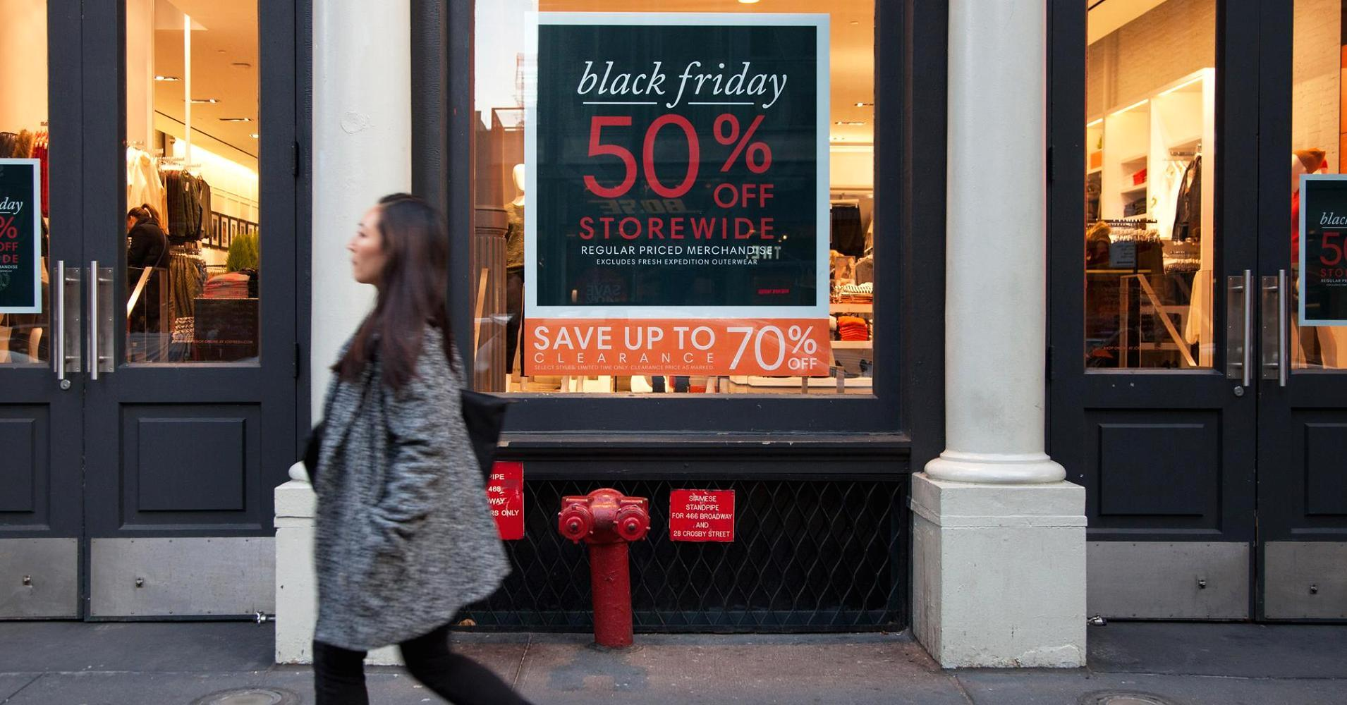 This is the biggest threat to retail sales growth