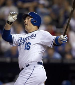 Butler's 3-run shot lifts Royals over Red Sox 6-4