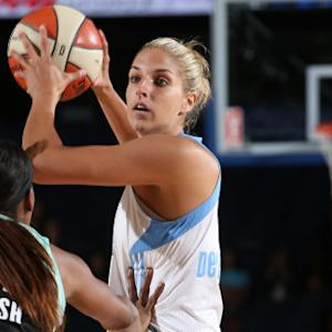 Delle Donne's Return To The Court