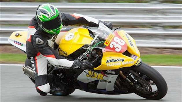Beech remains with Jones Dorling Racing in Superstock 1000