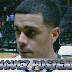 Miami's Angel Rodriguez On Busting Out of Slump vs FSU