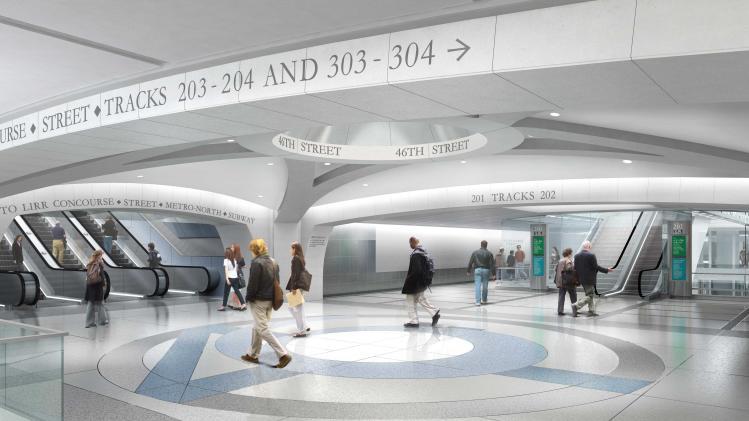 New York expanding nation's biggest transit hub
