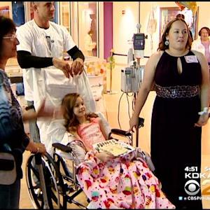 Children's Hospital Holds Special Prom For Patients