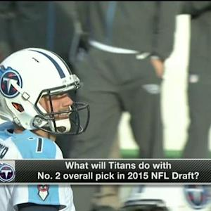 NFL Media's Jeff Darlington: Titans debating sticking with quarterback Zach Mettenberger