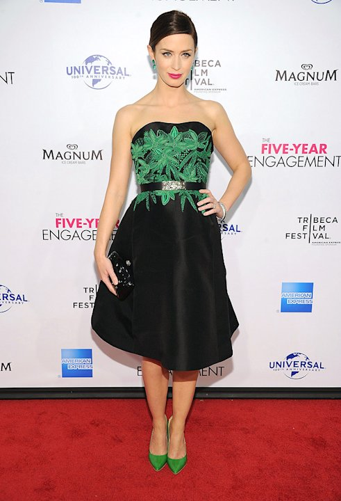 "2012 Tribeca Film Festival - ""The Five Year Engagement"""