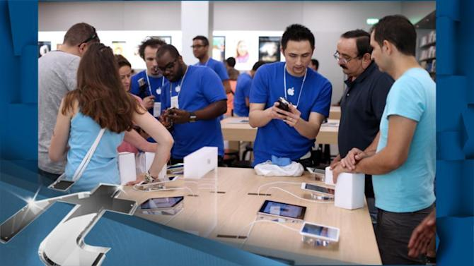 Tech Companies News Byte: Obama Administration Vetoes Ban On Certain IPhones And IPads