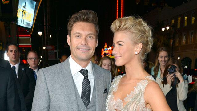 Report: Ryan Seacrest & Julianne Hough Split