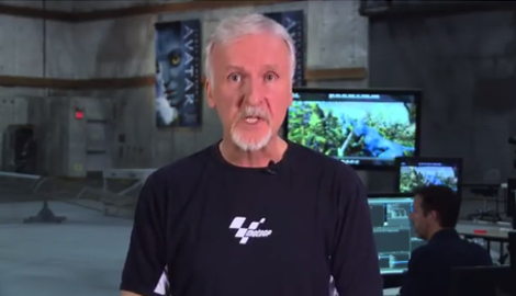 James Cameron talking about 'Avatar Land'