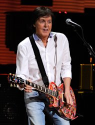 Paul McCartney Sets First Tour Date of 2013