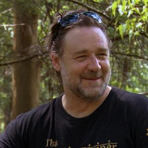 Russell Crowe on his newest role behind the scenes