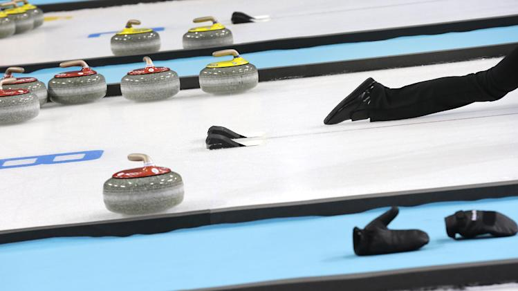 Norway's curlers funkier than ever in Sochi