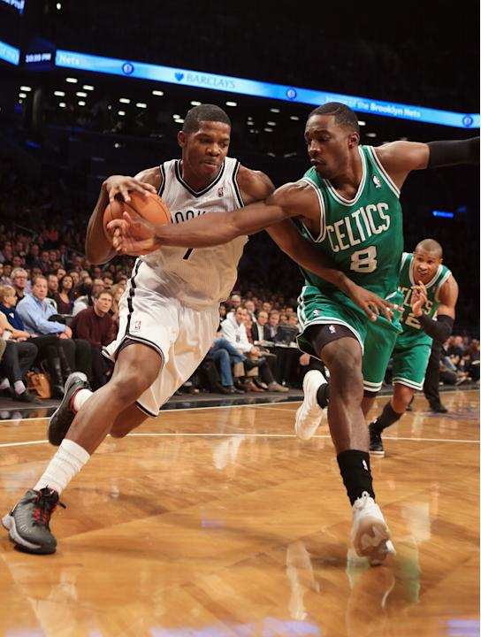 Boston Celtics v Brooklyn Nets