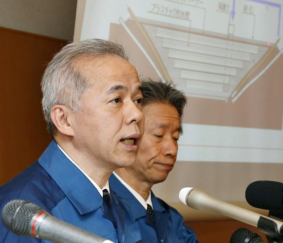 Precarious Japan nuke plant raises safety concerns
