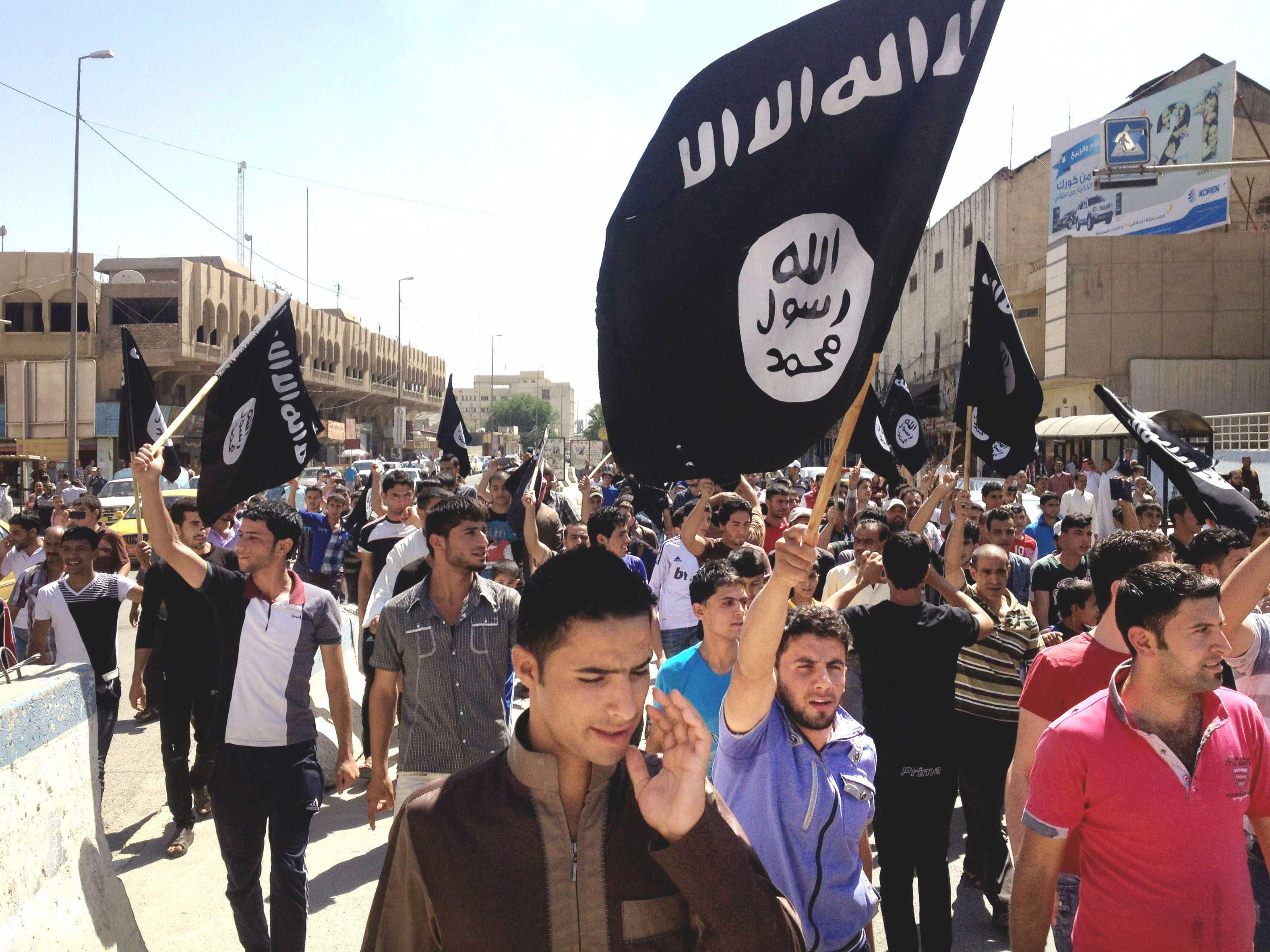 There's a troubling reason at the heart of tens of thousands flooding Syria and Iraq to become jihadists