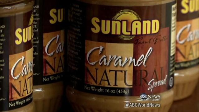 Peanut Butter Recalled in Salmonella Scare
