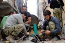 Rivalries complicate arms pipeline to Syria rebels