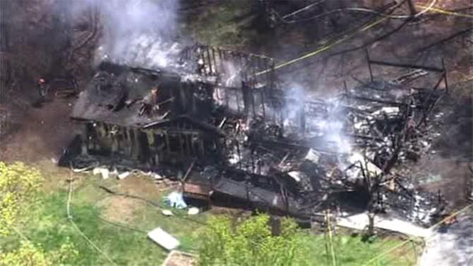 3 dead after house fire in Chester County