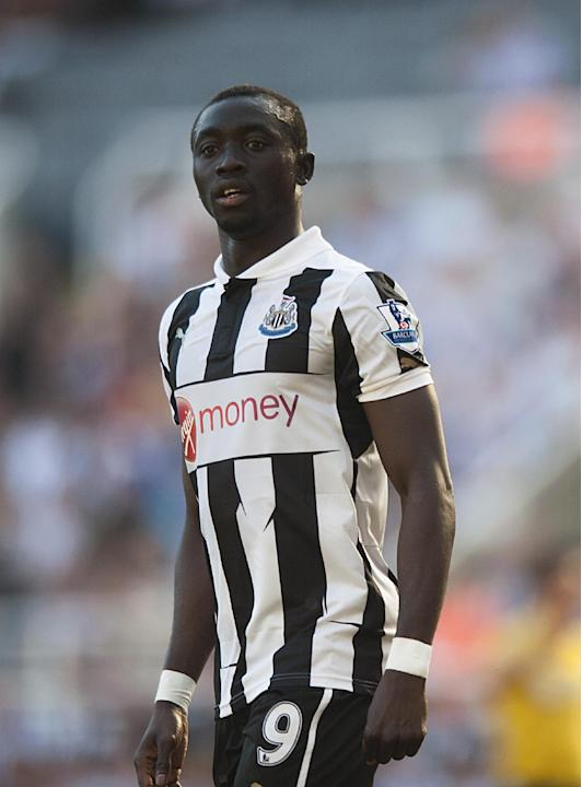 Papiss Cisse might not be able to play for Newcastle this weekend