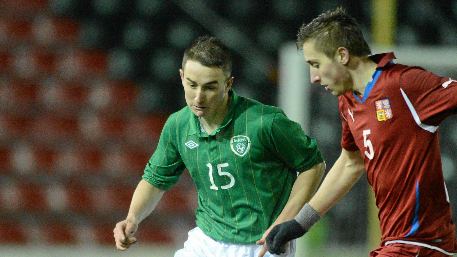 Former Manchester United youth joins Finn Harps