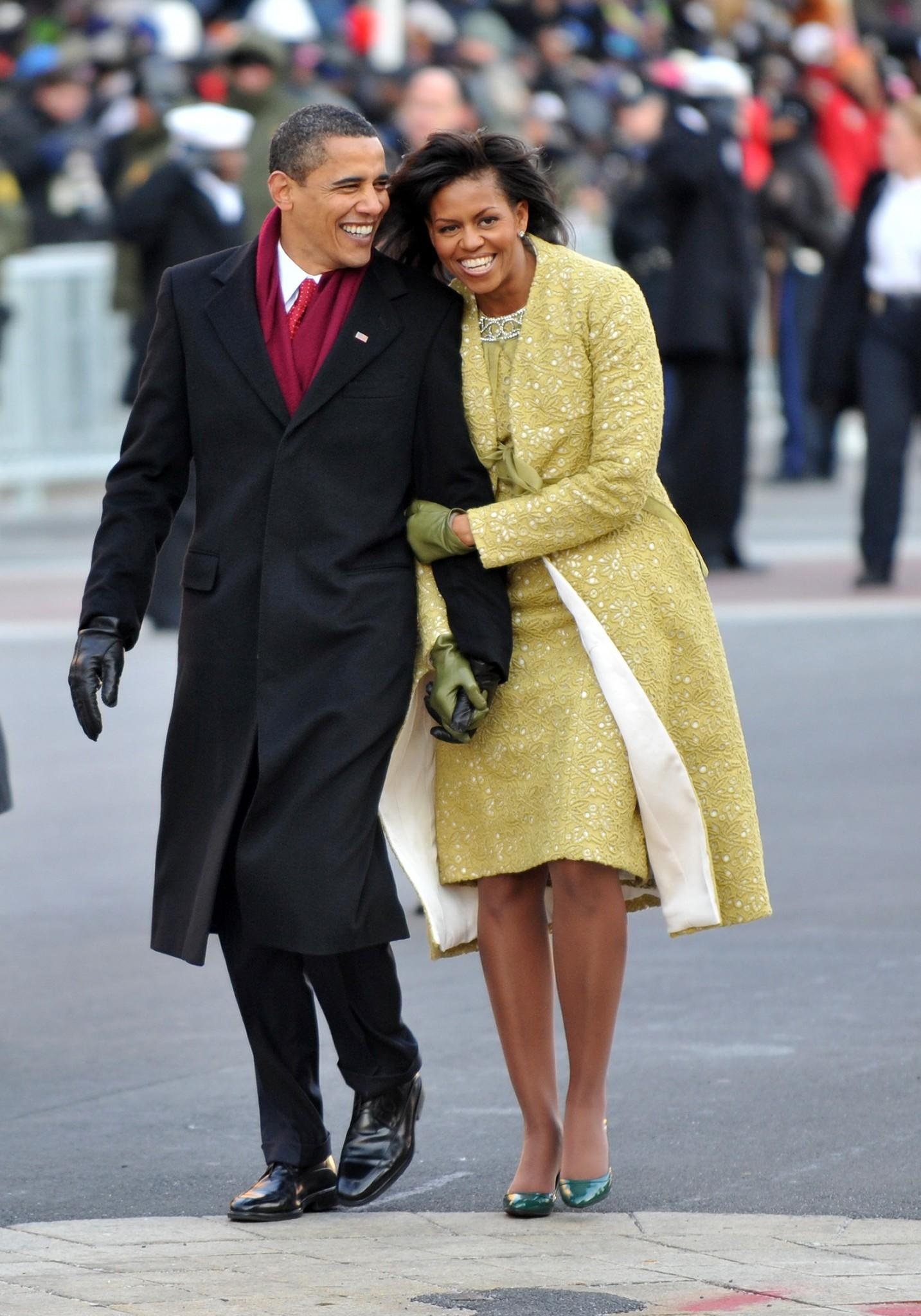 Happy 24th anniversary, Barack and Michelle Obama! 24 times these two gave us #couplegoals
