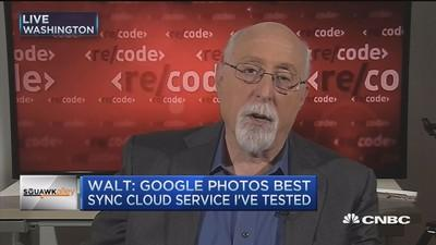 Re/code's Mossberg reviews Google Photos