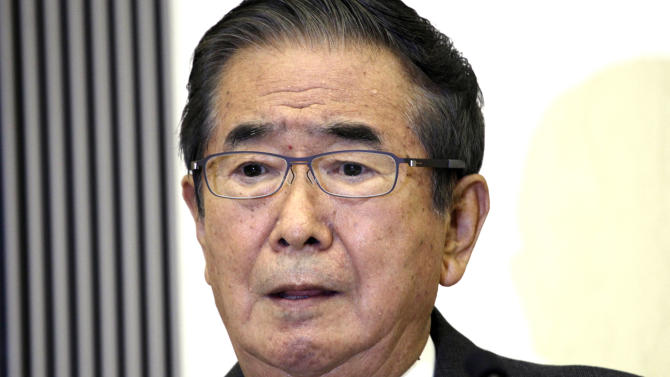 Brash Tokyo governor quits to form political party