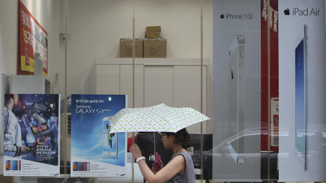 Samsung, Apple agree to drop lawsuits outside US