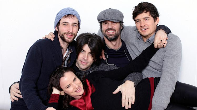 2010 Sundance Film Festival Portraits Dov Tiefenbach Christopher Thornton Mark Ruffalo Orlando Bloom Juliette Lewis