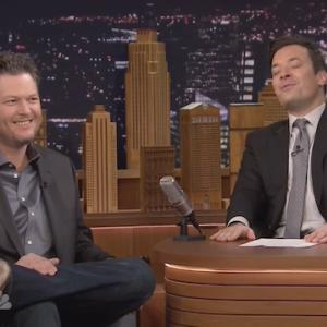 Jimmy Fallon's Bad Blake Shelton Impression