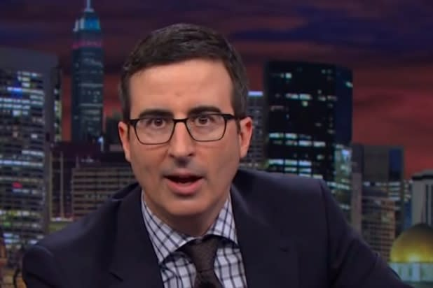 John Oliver 'Hurt' He Wasn't Auditioned for '50 Shades of Grey' (Video)