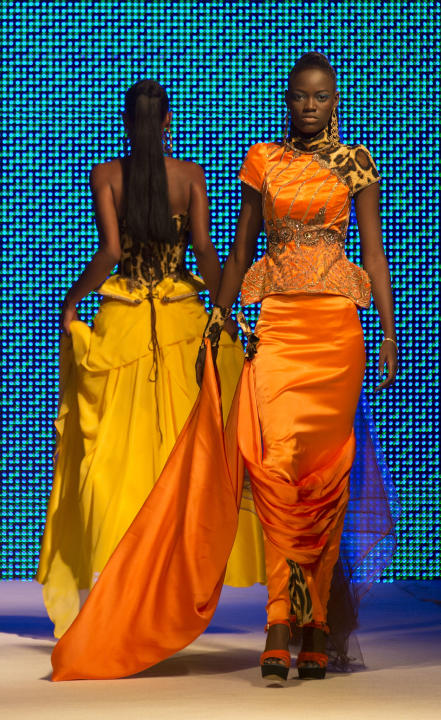 Senegal Fashion