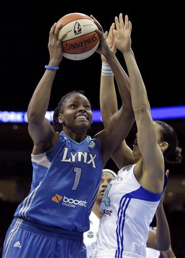 Lynx cruise to 80-62 victory over winless Liberty